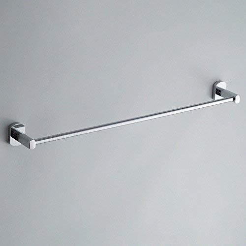 QTQHOME Tap Toallero de una sola palanca de latón Toallero de baño Toallero de baño Toalla,Toallero de baño,55 cm