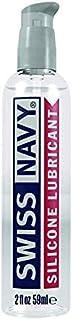Swiss Navy Premium Silicone Lubricant, 2 oz, MD Science Lab