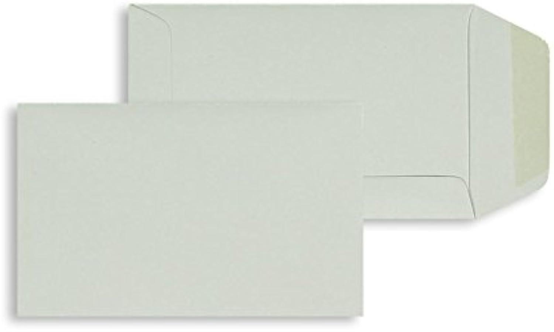 Farbige Versandtaschen Versandtaschen Versandtaschen   Premium   65 x 105 mm Grau (100 Stück) Nassklebung   Briefhüllen, KuGrüns, CouGrüns, Umschläge mit 2 Jahren Zufriedenheitsgarantie B01CGKJ1ME    | Ausgezeichnete Qualität  b10bca