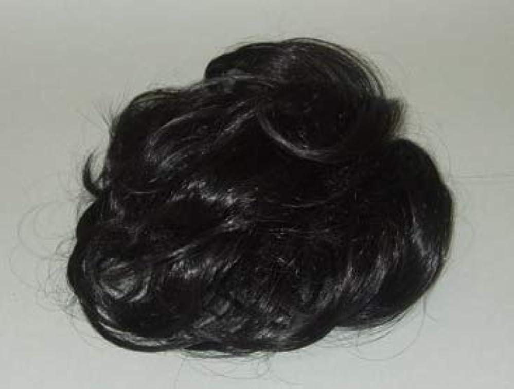 お金ゴム分散防衛富士パックス販売 ボンヘアー BON HAIR (ボリュームアップタイプ) ブラック