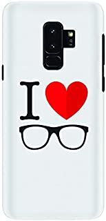 Stylizedd Samsung Galaxy S9 Plus Slim Snap Case Cover Matte Finish - I Love Glasses
