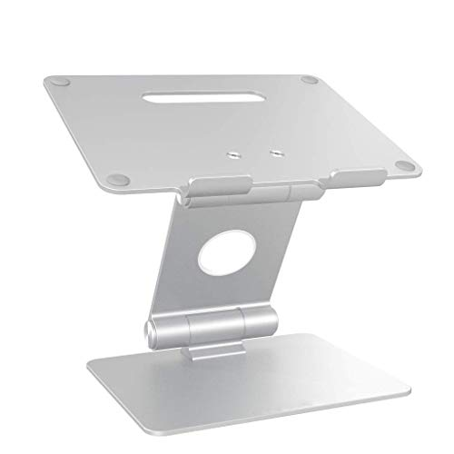 Notebook Stand Notebook Stand, Kantelbare/inklapbare aluminium Beugel for 12-17 inch laptops Monitor Stand Notebook stand