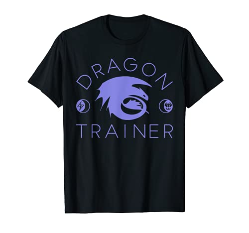 How to Train Your Dragon 3 Hidden World Dragon Trainer T-Shirt