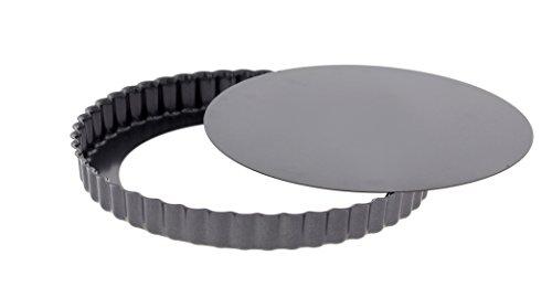 DE BUYER -4706.32 -tarte cannelee droite demontable ø32