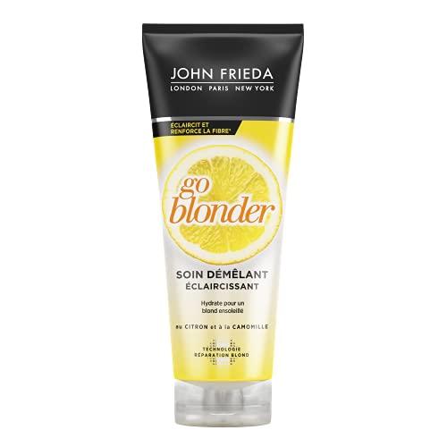 JOHN FRIEDA Sheer Blonde Go Blonder Pflegepflege, 1er Pack (1 x 250 ml)