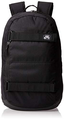 Nike Herren NK SB CRTHS BKPK Sports Backpack, Black/Black/(White), MISC