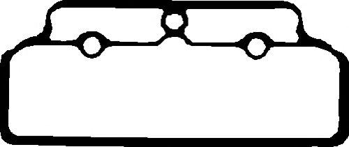Elring 778.079 Dichtung, Zylinderkopfhaube
