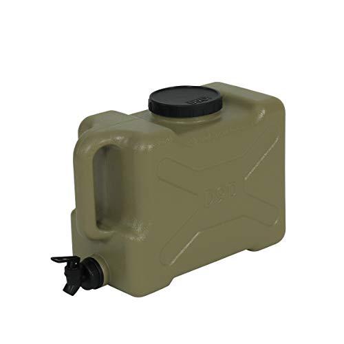 DOD(ディーオーディー) DOD(ディーオーディー) フツーノタンク 水専用 ウォータータンク 10L WT3-601-KH
