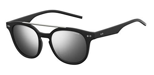 Polaroid Unisex-Erwachsene Pld 1023/S Jb Dl5 51 Sonnenbrille, Schwarz (Black/Greyilmir)