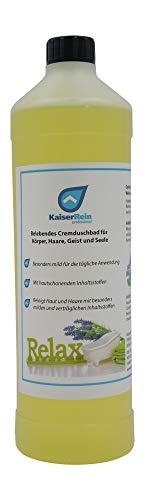 KaiserRein Duschgel 1 l Cremdusche-bad für Körper, Haare, Geist und Seele Herren/Männer Damen/Frauen