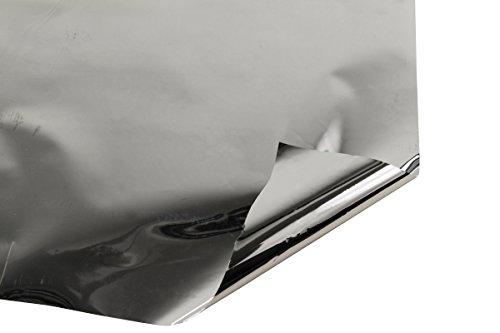 Melinex A4, metallisiert, Polyester (MEX507 Blatt, 10 Stück)