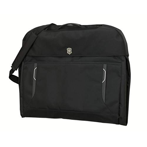 Victorinox Werks Traveler 6.0 Deluxe Carry-On Garment Bag, Black