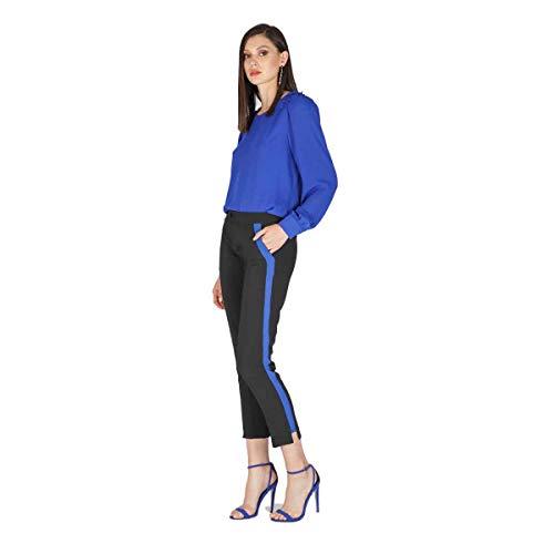 ARTIGLI Pantalone AC1091202AP30727 Donna Nero 46