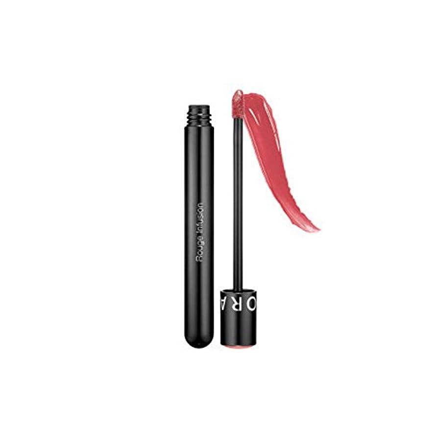 ごちそう氏適切なSEPHORA COLLECTION ルージュリップステイン輸液- Coral Extract, Rouge Infusion Lip Stain, 0.152 oz / 4.3g [並行輸入品] [海外直送品]