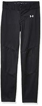 youth baseball pants black