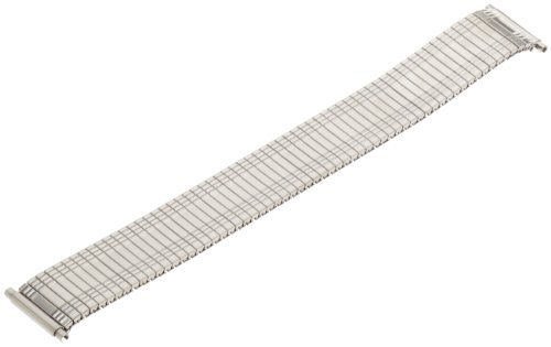 Timex Men's Q7B871 Stainless Steel Expansion 16-20mm Replacement Band