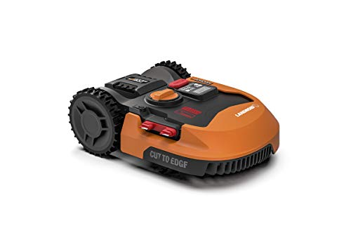 WORX - Tondeuse Robot connectée sans Fil LANDROID - WR153E -