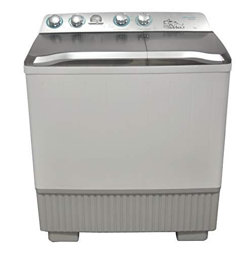 El Mejor Listado de lavadoras hisense más recomendados. 4
