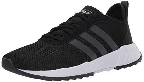 adidas Men's Phosphere Running Shoe, core Black/Grey Six/FTWR White, 9.5 M US