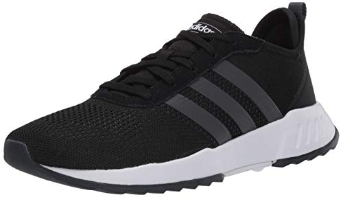 adidas Men's Phosphere Running Shoe, core Black/Grey Six/FTWR White, 9.5 M US