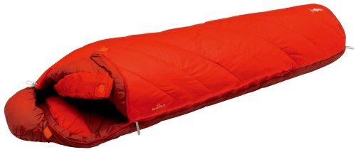 モンベル(mont-bell) 寝袋 アルパイン バロウバッグ #1 オレンジ [最低使用温度-8度] 1121281 OG