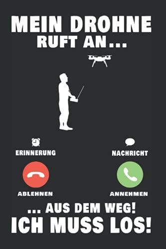 Drohne Tagesplaner: Meine Drohne ruft an...