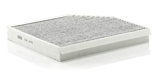 Original MANN-FILTER Innenraumfilter CUK 2450 – Pollenfilter mit Aktivkohle – Für PKW