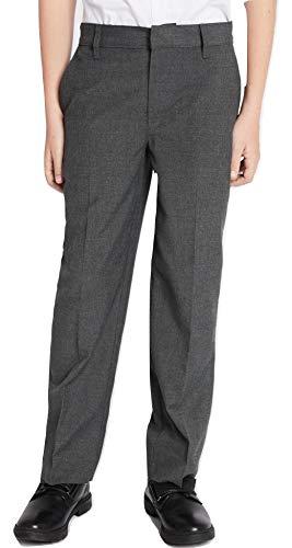 Smart Classic - Pantalones escolares para niños Gris gris 4-5 Años