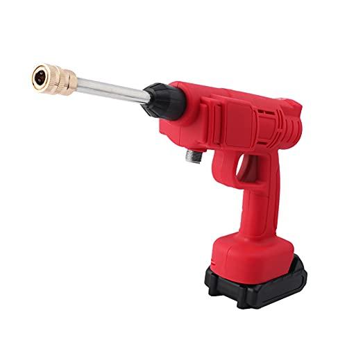 LI Q P R Inalámbrico de Alta Presión Lavadora de Coche con Batería Pistola de Pulverizador de Agua con Kit de Limpiador de Boquilla