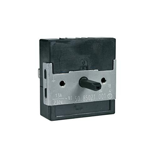 Kochplattenschalter Schalter Energieregler Regler Zweikreis EGO 50.85021.001 Kochstelle Kochfeld ORIGINAL Gorenje 716270