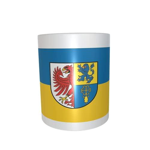 U24 Tasse Kaffeebecher Mug Cup Flagge Altmarkkreis Salzwedel