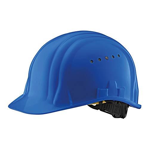 Schuberth B80517 Baumeister 80 Schutzhelm mit Drehverschluss, Blau