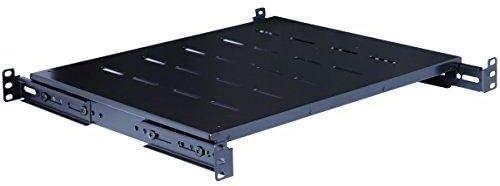 Raising Cheap shop mail order specialty store Electronics Fixed Rack Server Shelf Inch 4 Shelves 19 1U