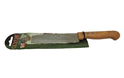 Cuyfor - Cuchillo Verduras 15cm f.Wood