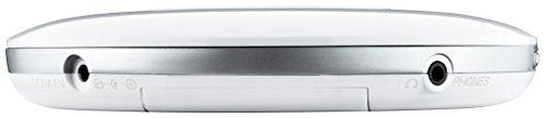 Grundig GCDP 8000 GDR1400 Tragbarer CD-Player Weiß