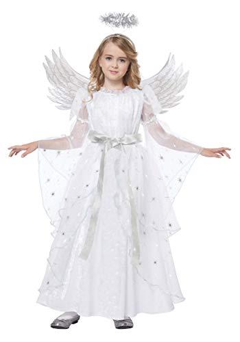 California Costumes Girls Starlight Angel Child Costume