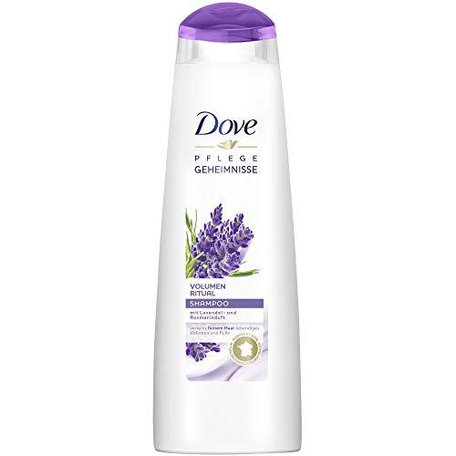 Dove Pflege Geheimnisse Volumen Ritual Shampoo Flasche, 250 ml