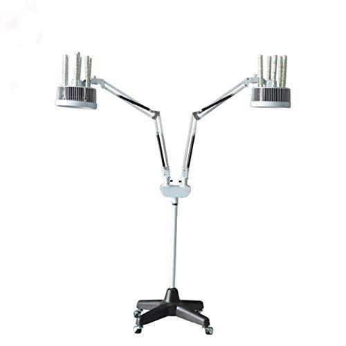 Lampe d'hyperthermie, Instrument infrarouge de traitement de lampe thermique, médical portatif avec le support et le bras flexible pour la beauté de soulagement de douleur de muscle de thermothérapie