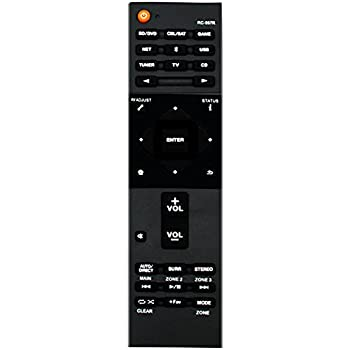 RC-957R Replacement Remote Control fit for Pioneer AV Receiver VSX-932 VSX-933 VSX-832 VSX-LX503 VSX-LX103 VSX-LX102 VSX-LX302 VSX-LX303