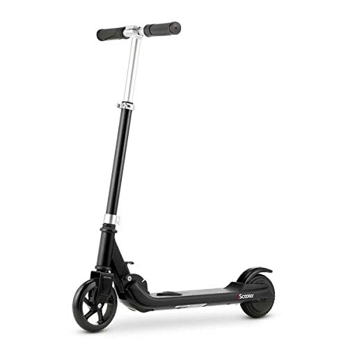 iScooter 5 'Q3 Mini Scooter Eléctrico Fácil Plegable E-Scooter Para Niños - Negro