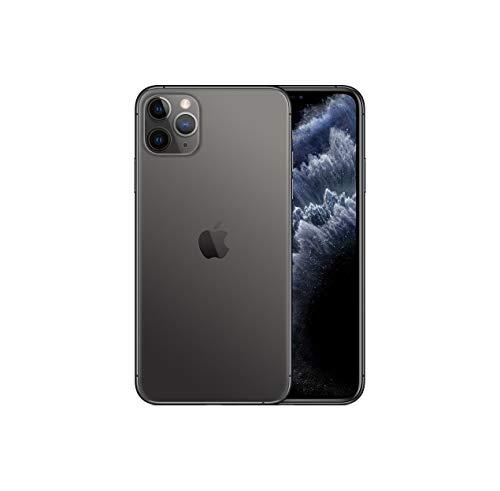 """IPHONE 11 PRO MAX CINZA, TELA DE 6,5"""", 4G, 64 GB E CAMERA DE 12 MP"""