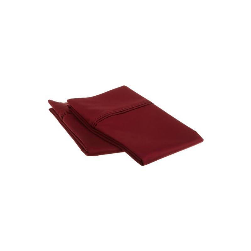 crib bedding and baby bedding superior napa 100% egyptian cotton pillowcase set, 1200-thread count, hotel luxury, 2-pieces