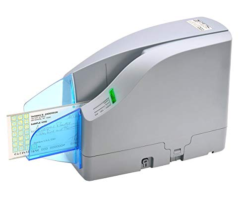 Review Of Digital Check CheXpress Scanner WITHOUT Inkjet Printer