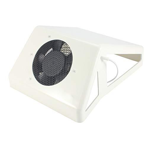 Aspirateur Manucure Outil de nettoyage d'ongle de collecteur de poussière de ponçage de déchargement de sac de poussière de clou d'aspirateur de bureau de bureau