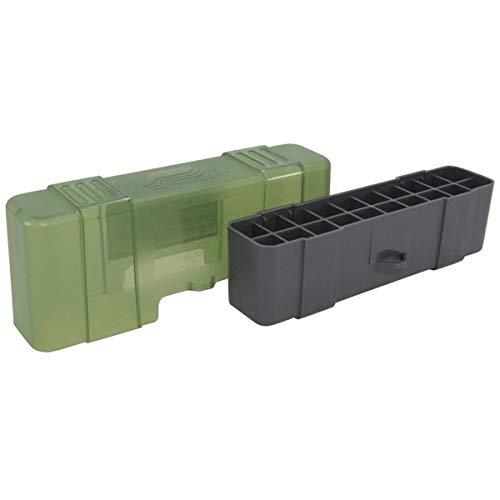 Plano - Estuche de almacenaje para munición con Tapa Deslizante, tamaño Mediano, 20 Balas