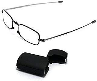 Reading Glasses Size +2 , Extendable and Foldable With Box