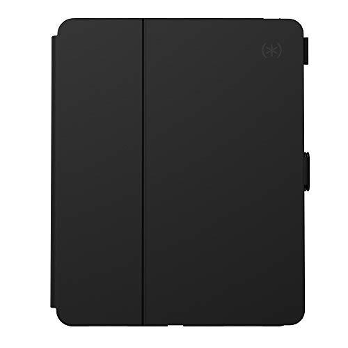 Speck Products BalanceFolio Funda para iPad Pro de 12,9 Pulgadas (2018/2020), Negro/Negro (134860-1050)