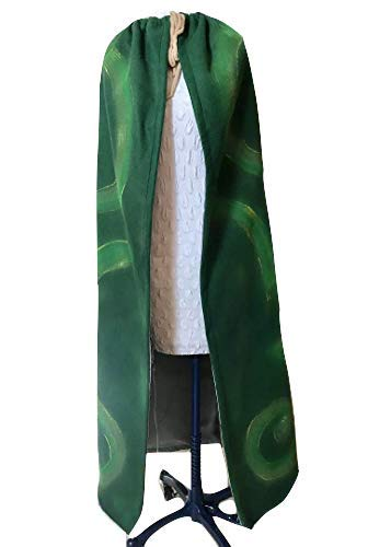 Frozen Pabbie Bulda Hidden Folks Costume (60″ Length) Green