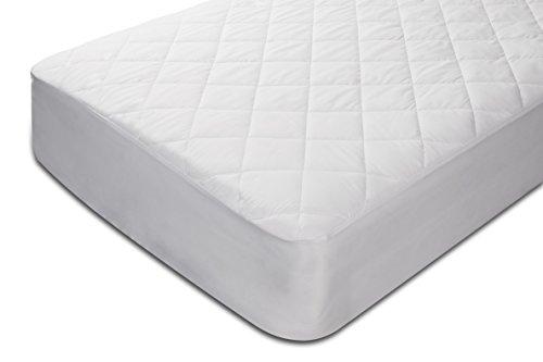 Pikolin Home - Protector de colchón acolchado antiácaros con membrana impermeable SmartSeal para colchones de hasta 32 cm de altura