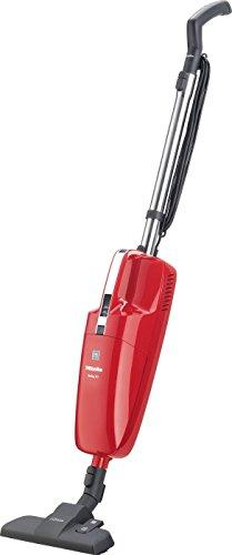 Miele Swing H1 EcoLine Handstaubsauger (mit Beutel, 2,5 Liter Staubbeutelvolumen, 550 Watt, 9 m Aktionsradius) rot